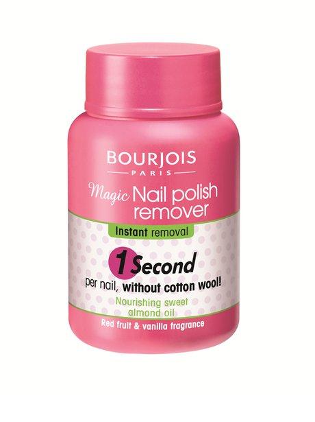 Bourjois - Magic Nail Polish Remover