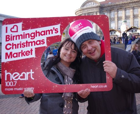 Family day 1 at the Frankfurt German Market with S