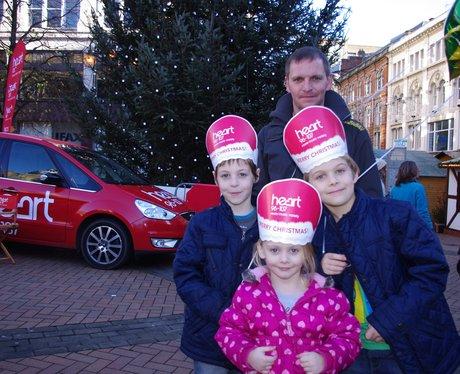 Family Day Frankfurt Birmingham Market