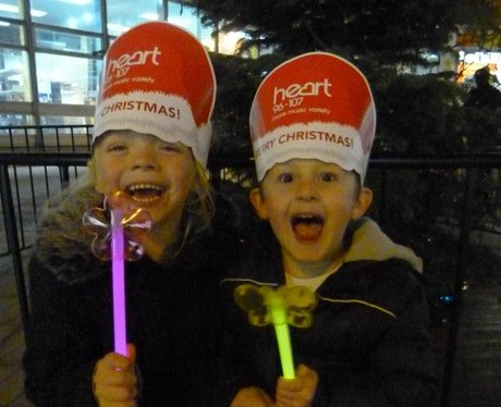 Harlow Christmas Lights