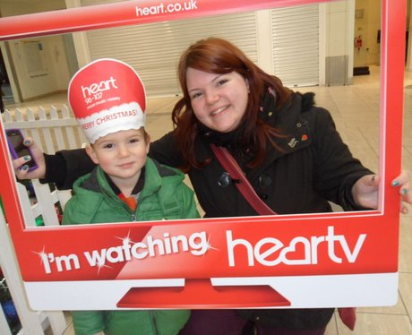 Heart Angels at County Square shopping centre!