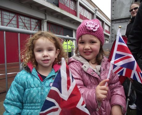 The Queen Visits Bristol - Your Pictures