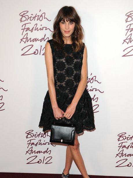 fashion awards 2012 uk