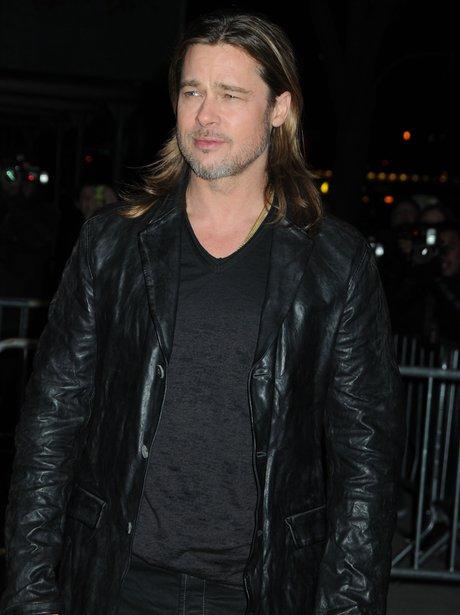 Brad Pitt at special screening of Killing Them Sof