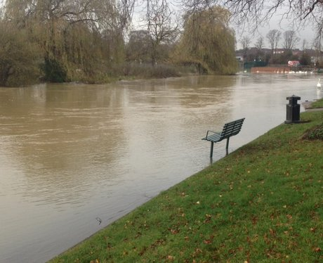 Flooding: Wellingborough