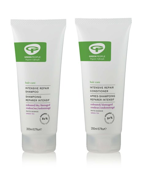 Green People Organic Haircare