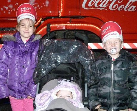 Coca Cola Colchester