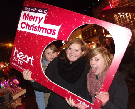 Merry Christmas from Heart