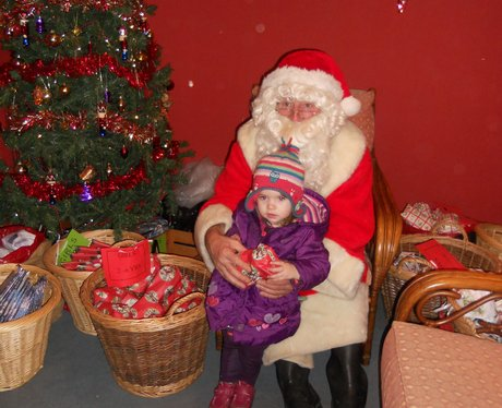 Park Hall Santa Experience