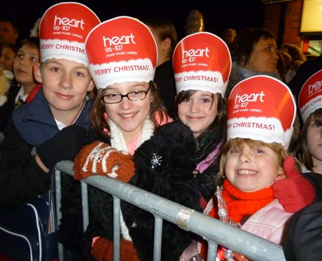 Rainham Christmas Light Switch On!