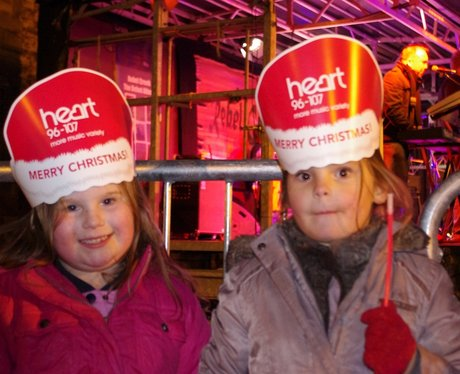 The Lichfield Christmas Lights Illuminations