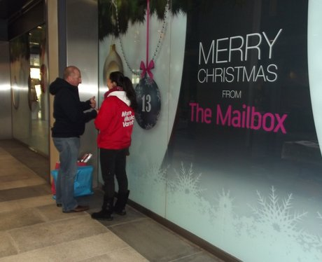 The Mailbox Advent Calendar