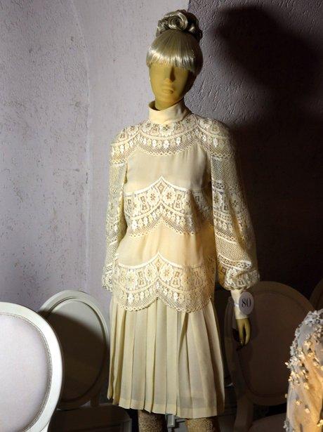 Jackie onassis wedding dress valentino master of couture heart jackie onassis wedding dress junglespirit Gallery