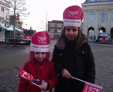 Abingdon Christmas Extravaganza 2012