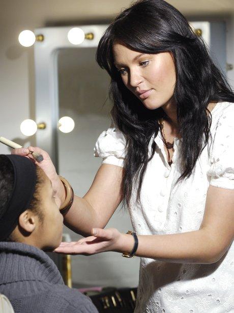 Cassie Lomas, Bourjois' Chief Make-up Artist
