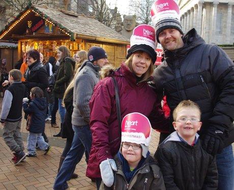 Frankfurt Christmas Market Second Family Day