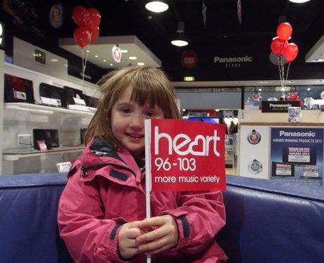 Heart & Panasonic