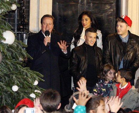 Jahmene Douglas Downing Street