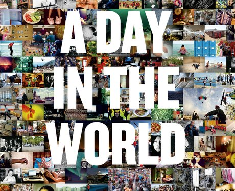 A Day in the World Coffee Table Book