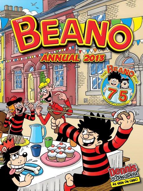 Beano Annual 2013