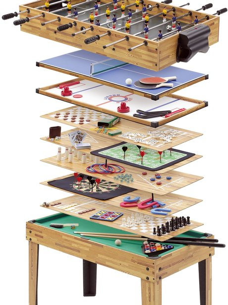 Multi-Play Table