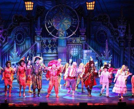 Peter Pan at the Aylesbury Waterside Theatre