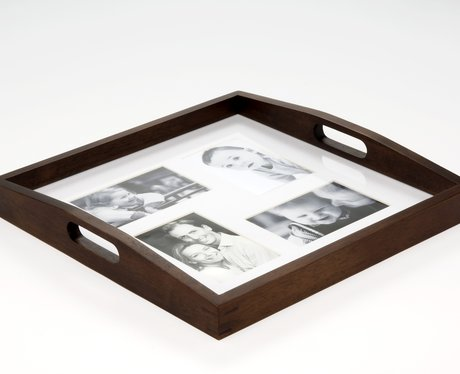 Family photo tray