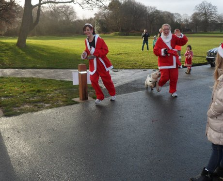 Santa's On The Run: Birkenhead 2