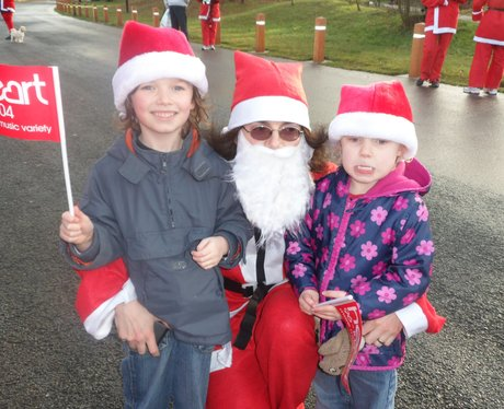 Santa's On The Run: Birkenhead
