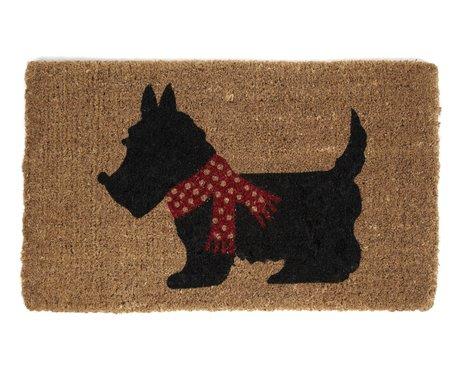 Scotty Dog Mat