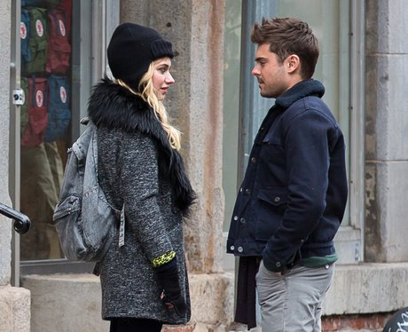Are we officially dating zac efron jacket
