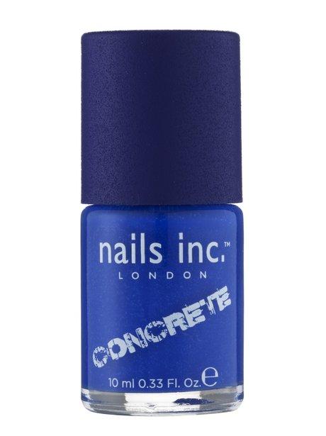 Nails Inc, Concrete, Blue