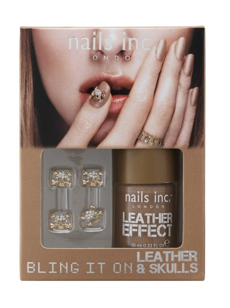 Nails Inc, Leather Effect