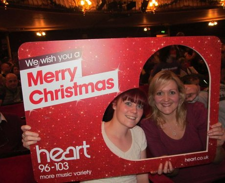 Panto at the Kings Theatre