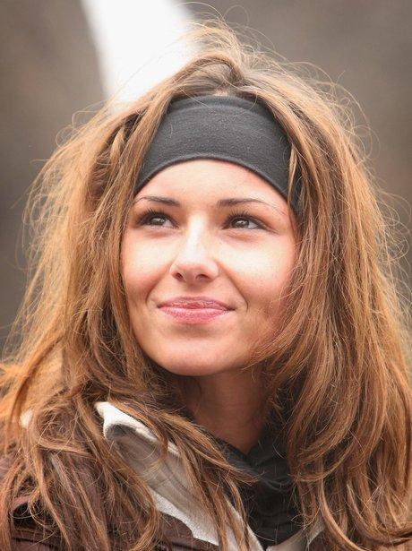 Cheryl Cole climbing Kilimanjaro without makeup