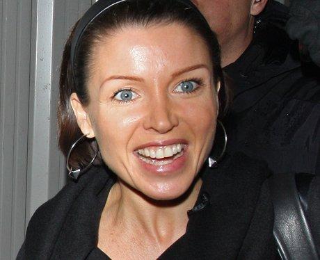Danni Minogue without make-up