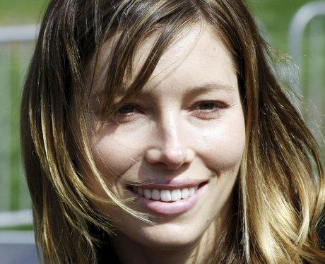 Jessica Biel without Make-Up