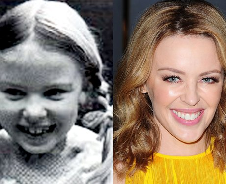 40 Best Celebrity Baby Photos: Then & Now | Heavy.com