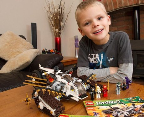 Luka Apps with Lego