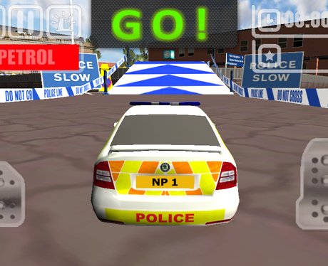 Northamptonshire Police IPhone App