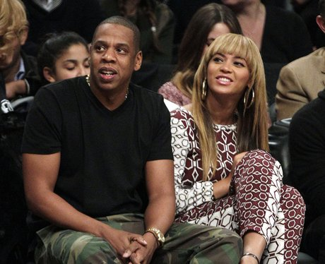 Beyonce and husband on Date Night