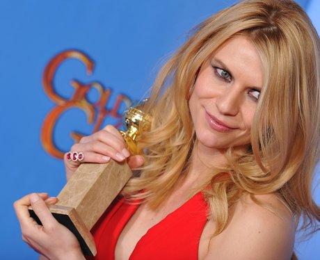 Claire Danes Golden Globes 2013 winners