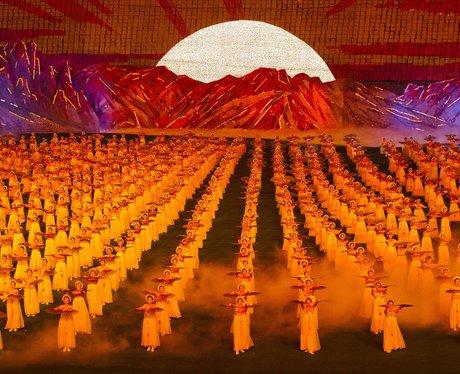 North Korean Olympics