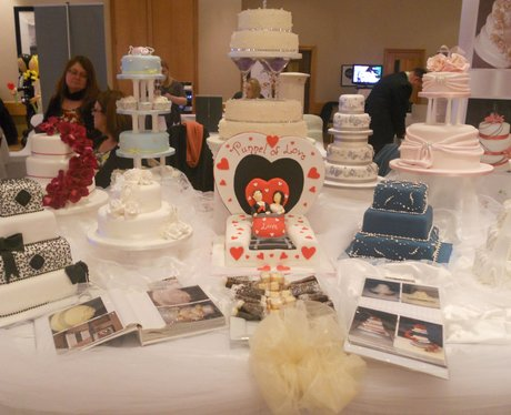 Wedding Show - Chester 2013