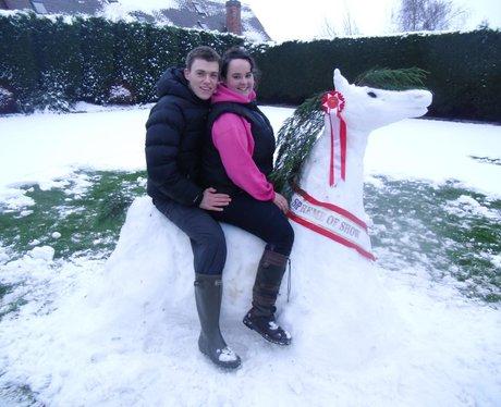 West Midlands Snow Pics