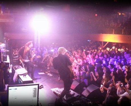 Lawson on US tour