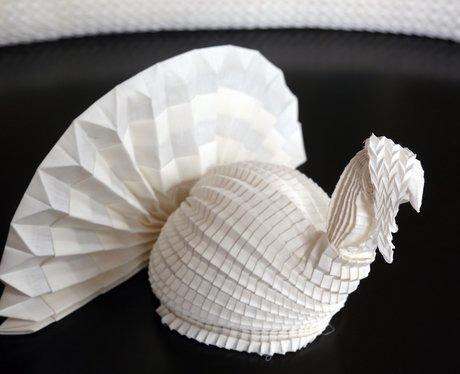 Linen Fabric Sculptures