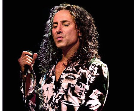 Steve Augeri (former lead singer of Journey)