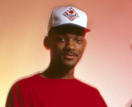 A young Will Smith