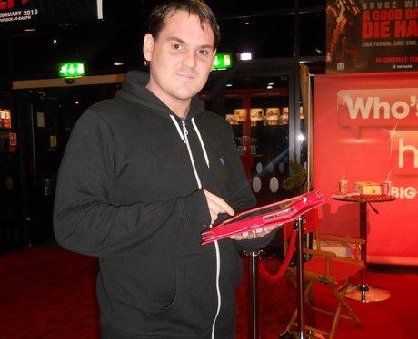 Who's On Heart at Cineworld, Llandudno
